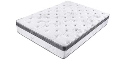 Olee Sleep 13SM01Q Q13Sm01Molvc Mattress
