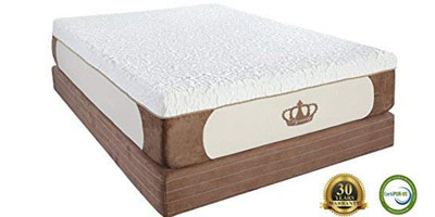 DynastyMattress FBA_KM-12FULL-GELL Mattress