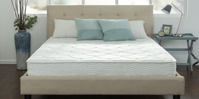 Zinus Sleep Master Ultima Comfort 8-inch Spring Mattress