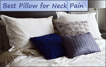 Best Pillow For Neck Pain In 2019 Which Is The Best
