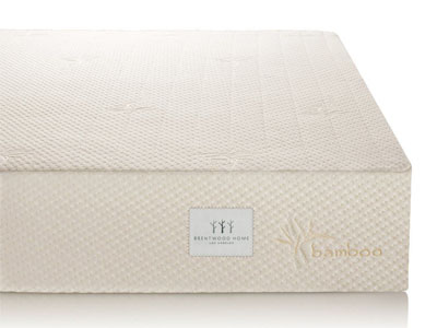 Brentwood Home Gel HD Foam Mattress with Bamboo Cover
