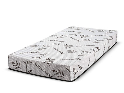 Customize Bed Inc. Mattress Memory Foam Mattress with Bamboo Cover