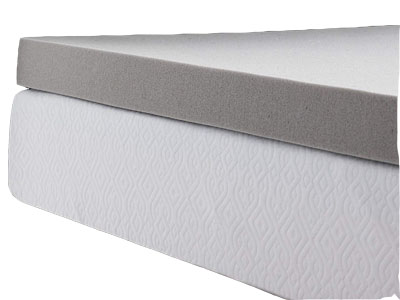 LUCID Bamboo Charcoal Infused Gel Memory Foam Mattress