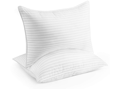 Beckham Hotel Collection Luxury Plush Gel Pillow
