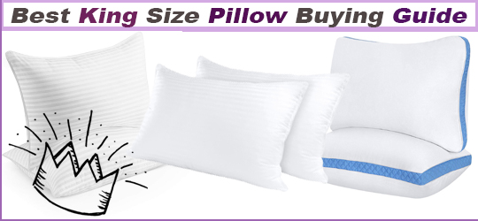 Best King Size Pillow