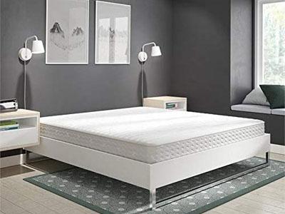 Signature Sleep Essence Full Coil Memory Foam Mattress