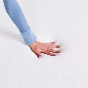 Lull Memory Foam Mattress Motion Distribution