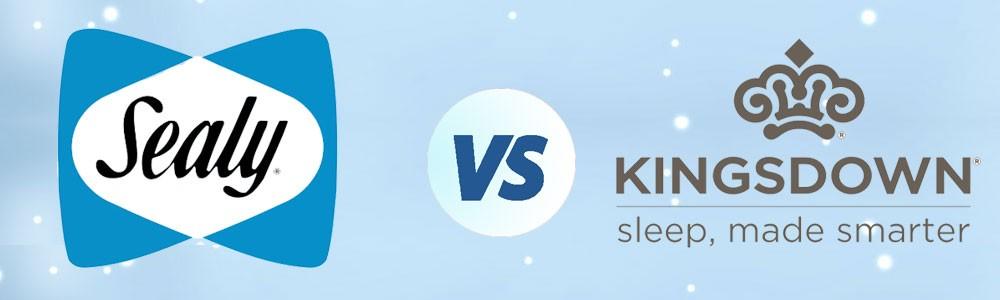 Sealy vs Kingsdown