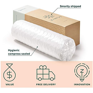 Zinus Mattress Shipping and Delivery