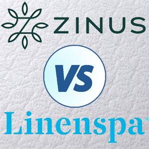 Linenspa vs. Zinus